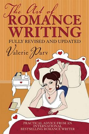 Learn more about Valerie's sensational new book: The Art of Romance Writing, or ORDER your copy